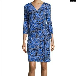 Diane von Furstenberg New Julian Two Wrap Dress 4